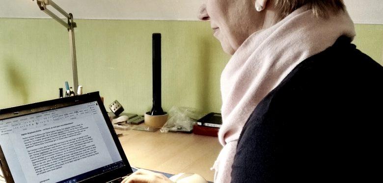 Anja Schlenk, Bertelsmann Stiftung