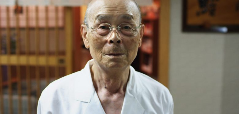 Jiro Ono, Standbild aus 'Jiro Dreams of Sushi'; Dokumentation von David Gelb ©2011 SUSHI MOVIE, LLC